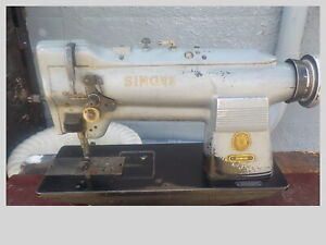 Industrial Sewing Machine Singer 211w151,one needle,needle feed -Leather