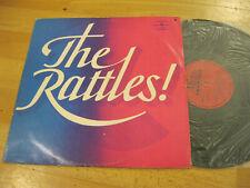 LP The Rattles ! Same Mashed Potatoes  Betty Jean Vinyl MUZA Polen SX 1238