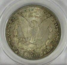 1881-s  MORGAN SILVER DOLLAR, ANACS Graded MS 63, BEAUTIFUL San Francisco COIN