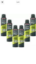 6 Pack Dove Men + Care Sport Active Fresh Antiperspirant Deo Spray, 150ml