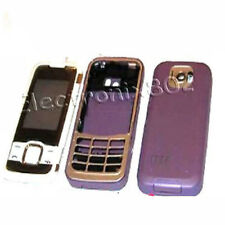Housing Fascia Cover Case Replacement Part For Nokia 7610 Supernova Lilac