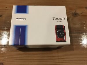 Olympus Tough TG-6 Red