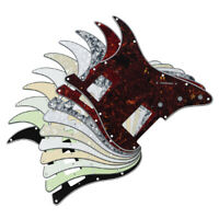 NEW One ST HH Guitar Pickguard Scratch Plate 11 Holes for FD Strat Style Guitar
