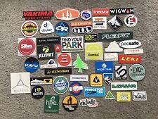 50 Outdoor Camp Hike Stickers/Decals # 50G Kavu Patagonia Yakima Osprey Leki