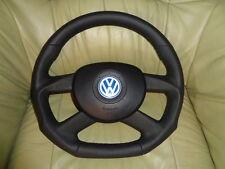 Extrem Tuning  LENKRAD Lederlenkrad VW Fox Touran  Polo 9N , Golf V 5 Caddy (9M)