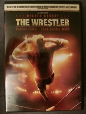 The Wrestler - Mickey Rourke, Marisa Tomei, DVD, Pre-owned