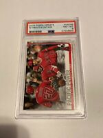 2019 Topps Update Mike Trout Shohei Ohtani #US189 PSA 8 NM-MT Angels