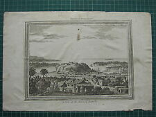1771 PRINT ~ A VIEW OF THE HAVEN OF ACAPULCO