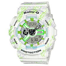 Brand New Casio Baby-G BA-110TX-7A Mineral Glass Watch