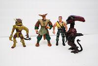 VTG WARRIORS VIRTUE Lai 96 - Kenner Aliens Bull - predator spiked - Terminator