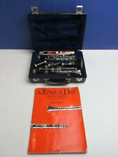 More details for vintage bundy clarinet selmar company hard carry case resonite 2605
