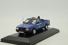 RARE !! Moskvitch 2335 Pick Up Taxi Custom Made 1/43