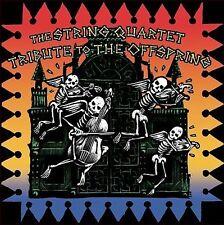 VITAMIN STRING QUARTET - THE STRING QUARTET TRIBUTE TO THE OFFSPRING (NEW CD)