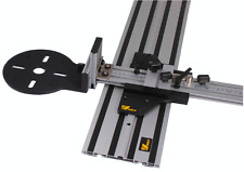 600mm Circular Saw Guide Track + Router Slotting and cutting guide