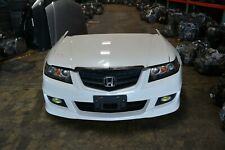 2004 2008 JDM ACURA TSX CL7 CL9 MODULO FRONT END NOSE CUT CONVERSION HID
