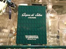 ACQUA DI SELVA VICTOR Cologne 100 ml RARE VINTAGE 1 version