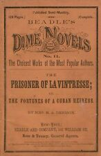 Beadles Dime Novels collection, 208 books