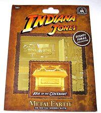 Disney Authentic✿ Metal Earth Laser Cut Model 3D Kit Indiana Jones Ark Covenant