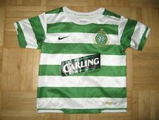 Nike Celtic FC 40th Year Anniversary Futbol Soccer Jersey /JUNIOR 18-24 months