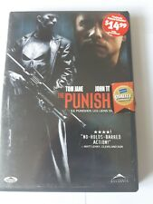 The Punisher DVD Movie Widescreen 2004
