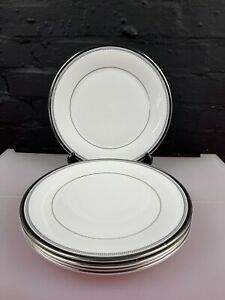 """6 x Royal Doulton Sarabande H5023 Dinner Plates 10.75"""" Wide 6 Sets Available"""