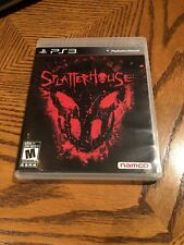 Splatterhouse (Sony PlayStation 3 , 2010) PS3 Complete