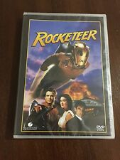 ROCKETEER - ED 1 DVD - NUEVO PRECINTADA - NEW SEALED - ESPAÑOL INGLES TOUCHSTONE