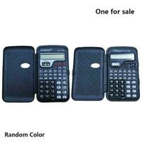 Multi Functional Pocket Scientific Calculator With Col Student Clock School R6L2