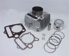 54mm Zylindersatz Kolbenringdichtung Wechsel von 110cc auf 125cc Dirt Pit ATV