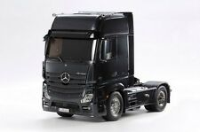 Tamiya 56342 1/14 RC Tractor Truck Kit Mercedes-Benz Actros 1851 Black Edition