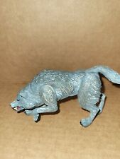 "Articulated Timber Wolf for 6"" scale custom GI Joe Classified Snake Eyes Figure"