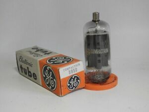 NEW OLD STOCK IN THE ORIGINAL CARTON NEVER USED G.E. 8950 RF POWER OUTPUT TUBE