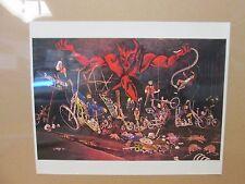 Vintage Roth '66 Devil motorcycle biker art poster 11233