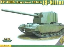 "1/72 Cold War Tank : FV-4005 (Stage 2) 183mm SPG ""JS Killer"" [UK] : ACE Models"