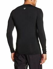 X2 Wilson Staff Mens FG Tour F5 First Layer Top-BLACK- RRP £70-SIZE MEDIUM