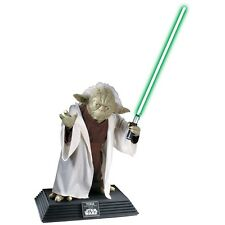 Yoda Statue Life Size Star Wars Collectors Display Collectables Item
