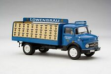 Schuco 1:43 | Mercedes-Benz L322 | Lowenbrau Beers Delivery Truck | # SHU03267