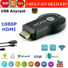 More details for anycast dlna wireless wifi hd 1080p hdmi tv stick chromecast airplay dongle uk