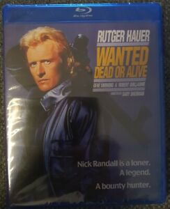 Wanted Dead Or Alive Blu-ray Region A  Brand New Sealed