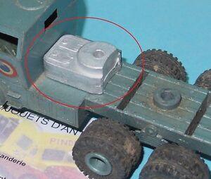 ** FJ019 - Coffre pour Tracteur Pacific France Jouets