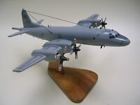 P-3 Orion VP-64 US Navy P3 VP64 Airplane Wood Model Small