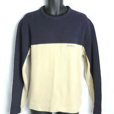 Ben Sherman Men's Crewneck Ribbed Pullover Sweater Size Large 3/L