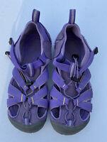 KEEN Womens Shoes Sandals Purple Venice Waterproof  Size 5 EUC
