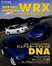 [BOOK] No.1 Car guide SUBARU IMPREZA WRX GC8 GF8 GDA GDB GGA Sti 22B S201 Japan