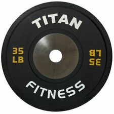 Titan Strength Training Weight Plates