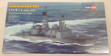 Hobby Boss 1/1250 USS Kid DDG-993 Destroyer 82507