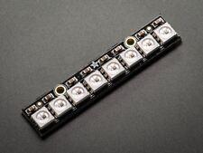 Adafruit NeoPixel Stick - 8 x 5050 RGB DEL intégrée avec les conducteurs [ADA1426]