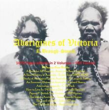 CD - Aborigines of Victoria Vol.1&2 - R.Brough Smyth + 10 Free Titles