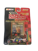 2002 Jimmie Johnson Lowes Power of Pride Chrome Chase Car 1 of 1500