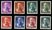Portugal 1945 PRES. CARMONA SET MNH #650-657 CV$150.00